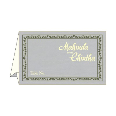 Table Cards - TC-8214L