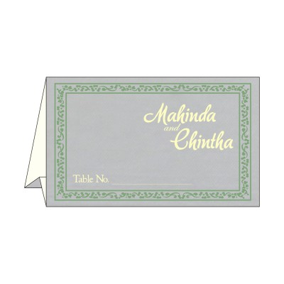 Table Cards - TC-8214P
