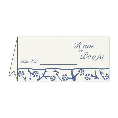Table Cards - TC-8216D