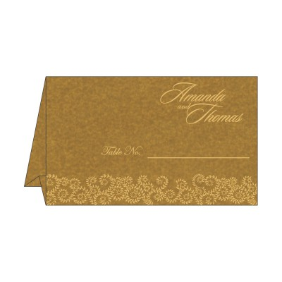 Table Cards - TC-8217C