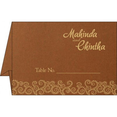Table Cards - TC-8217I