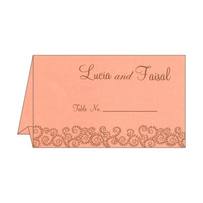 Table Cards - TC-8217N