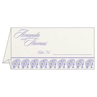 Table Cards - TC-8218H