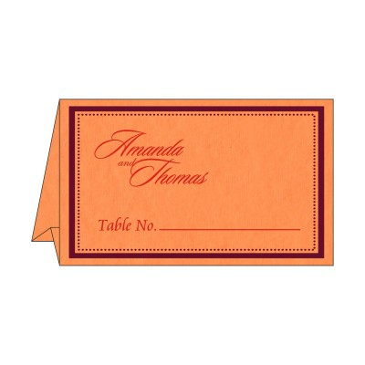 Table Cards - TC-8219B