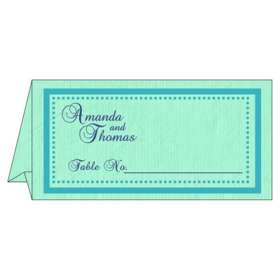 Table Cards - TC-8219C