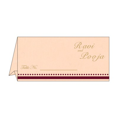 Table Cards - TC-8219D