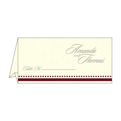 Table Cards - TC-8219L