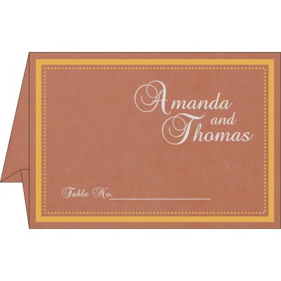 Table Cards - TC-8219M