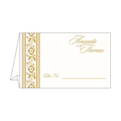 Table Cards - TC-8220D