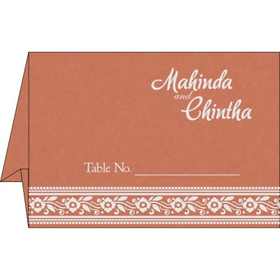 Table Cards - TC-8220H