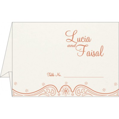 Table Cards - TC-8221B