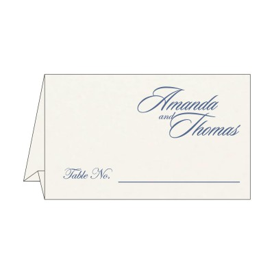 Table Cards - TC-8221C