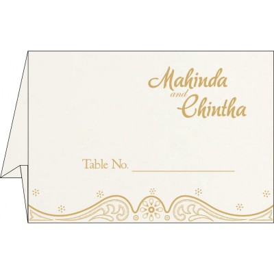 Table Cards - TC-8221P