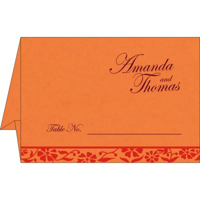 Table Cards - TC-8222C