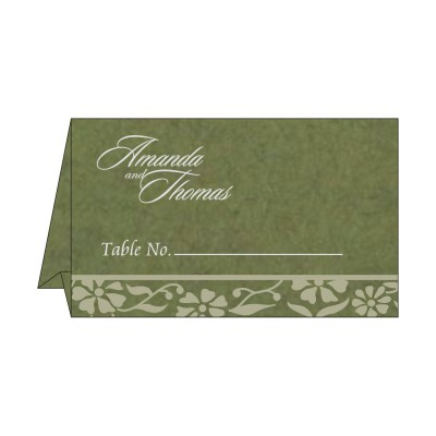 Table Cards - TC-8222D
