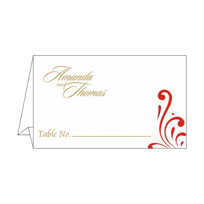 Table Cards - TC-8223C