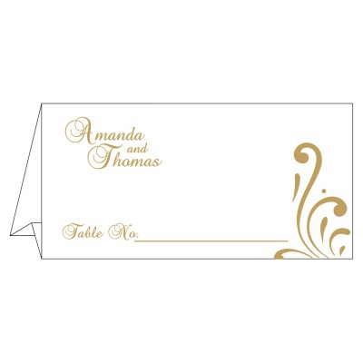 Table Cards - TC-8223D