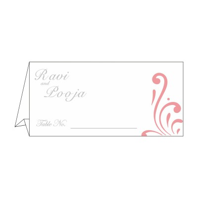 Table Cards - TC-8223E