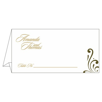 Table Cards - TC-8223I