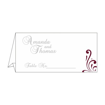 Table Cards - TC-8223J