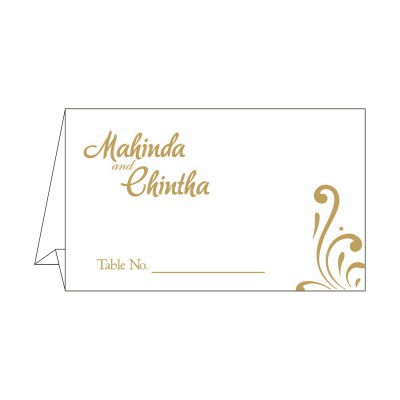 Table Cards - TC-8223L