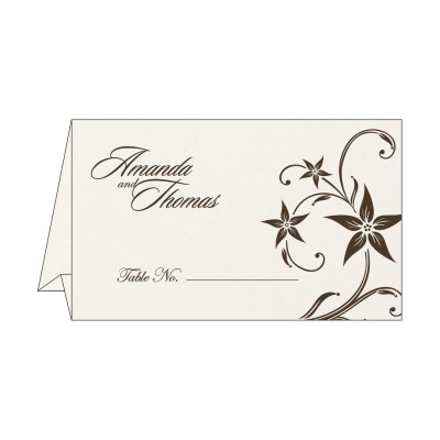 Table Cards - TC-8225C