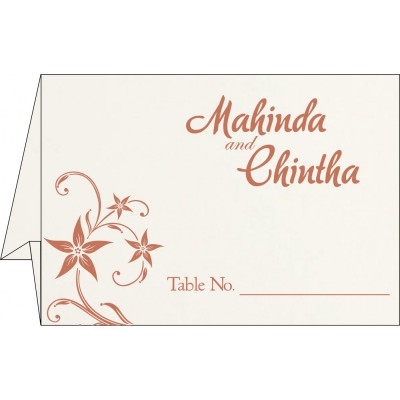 Table Cards - TC-8225G