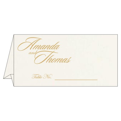Table Cards - TC-8225J