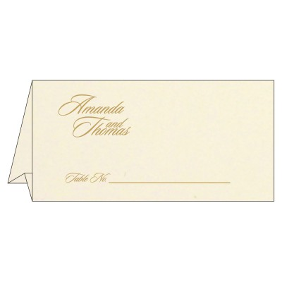 Table Cards - TC-8226L