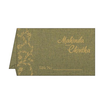 Table Cards - TC-8226Q