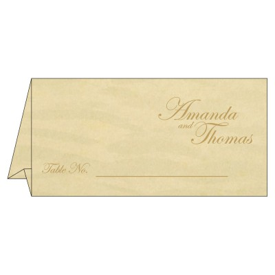 Table Cards - TC-8226S