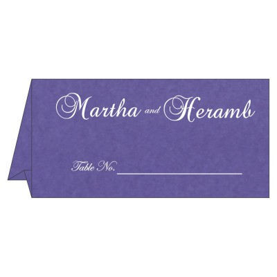 Table Cards - TC-8227E
