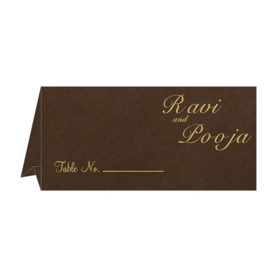 Table Cards - TC-8227P