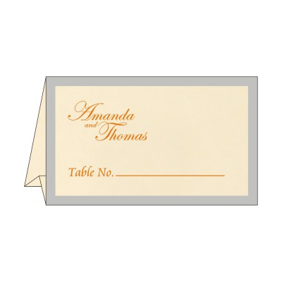Table Cards - TC-8229I