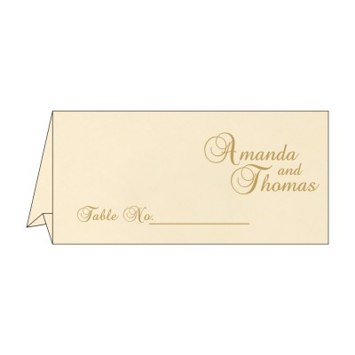 Table Cards - TC-8229K
