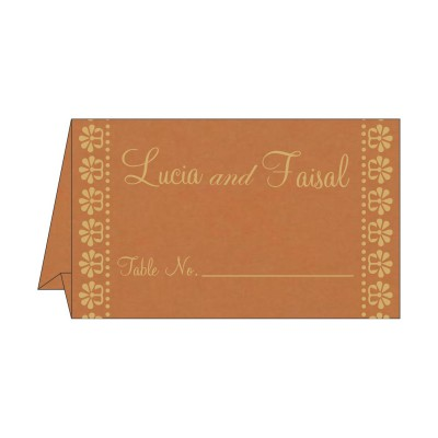 Table Cards - TC-8231H