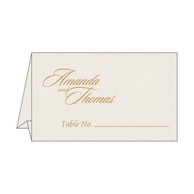Table Cards - TC-8234B