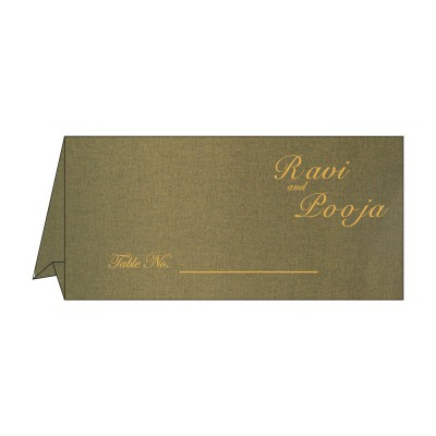 Table Cards - TC-8236H