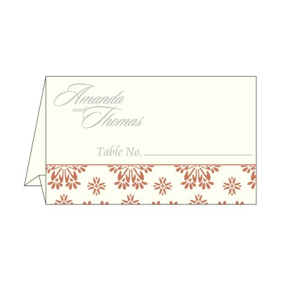 Table Cards - TC-8237C