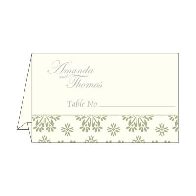 Table Cards - TC-8237I
