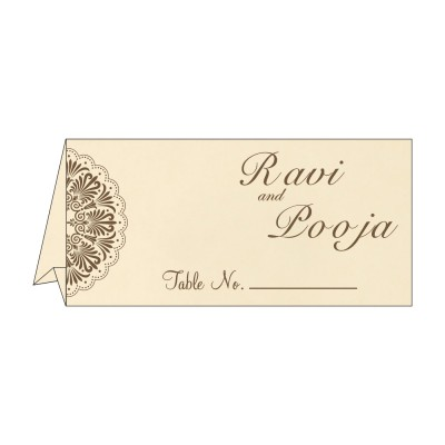 Table Cards - TC-8238G