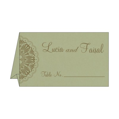 Table Cards - TC-8238K