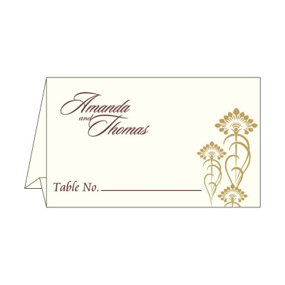 Table Cards - TC-8239C
