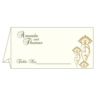 Table Cards - TC-8239F