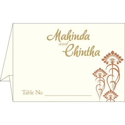 Table Cards - TC-8239I