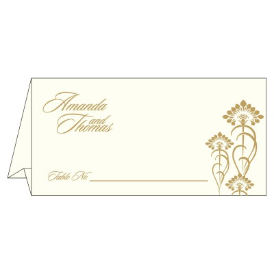 Table Cards - TC-8239K