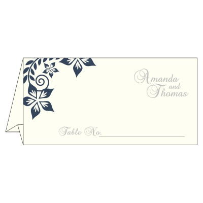 Table Cards - TC-8240C