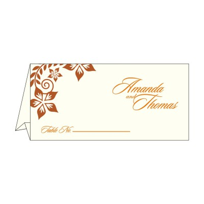 Table Cards - TC-8240M