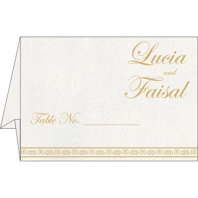 Table Cards - TC-8241A