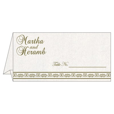 Table Cards - TC-8241L